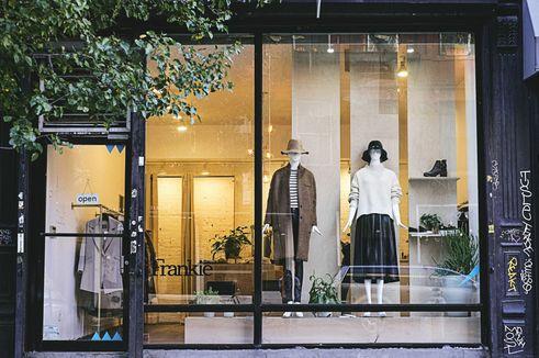 流行时尚女装服装店名字